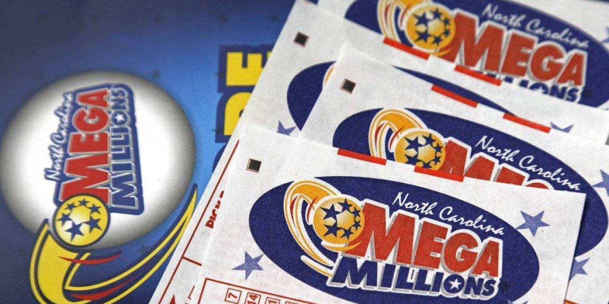 Boleto en Carolina del Sur gana $1.600 millones en lotería
