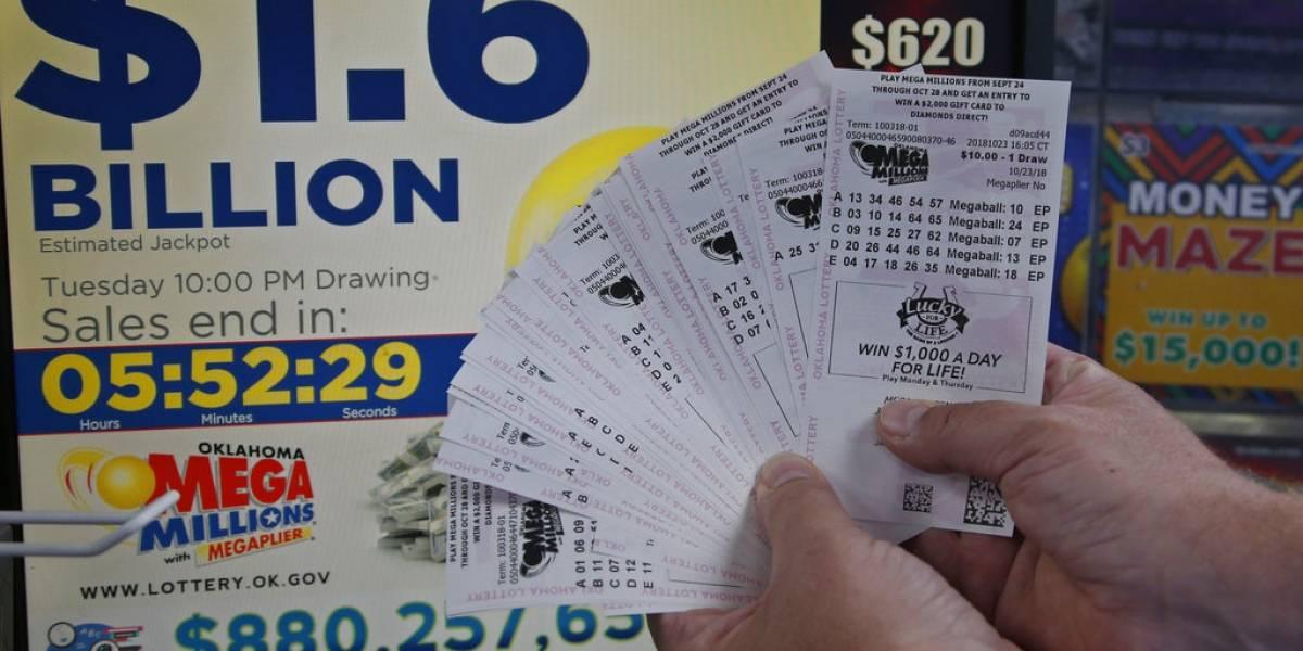 ¡Afortunado! Sí se vendió el boleto ganador de mil 600 mdd en la lotería