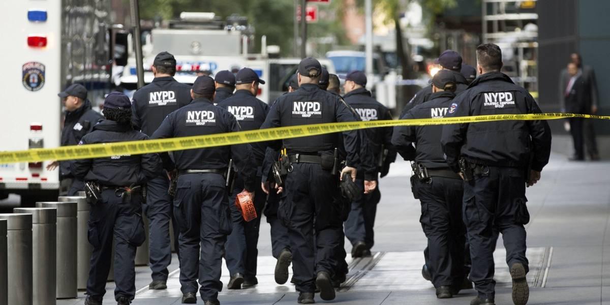 Explosivos en EU fueron enviados por la misma persona: NY