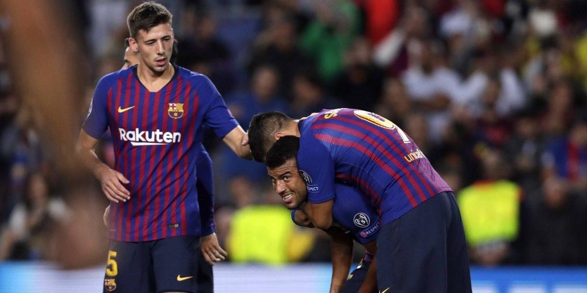 Así vivimos la cómoda victoria de Barcelona ante Inter de Milán por la Champions