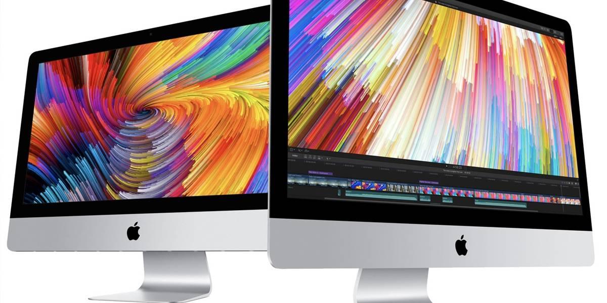 Se filtran registros de nuevas Mac antes de que Apple las presente