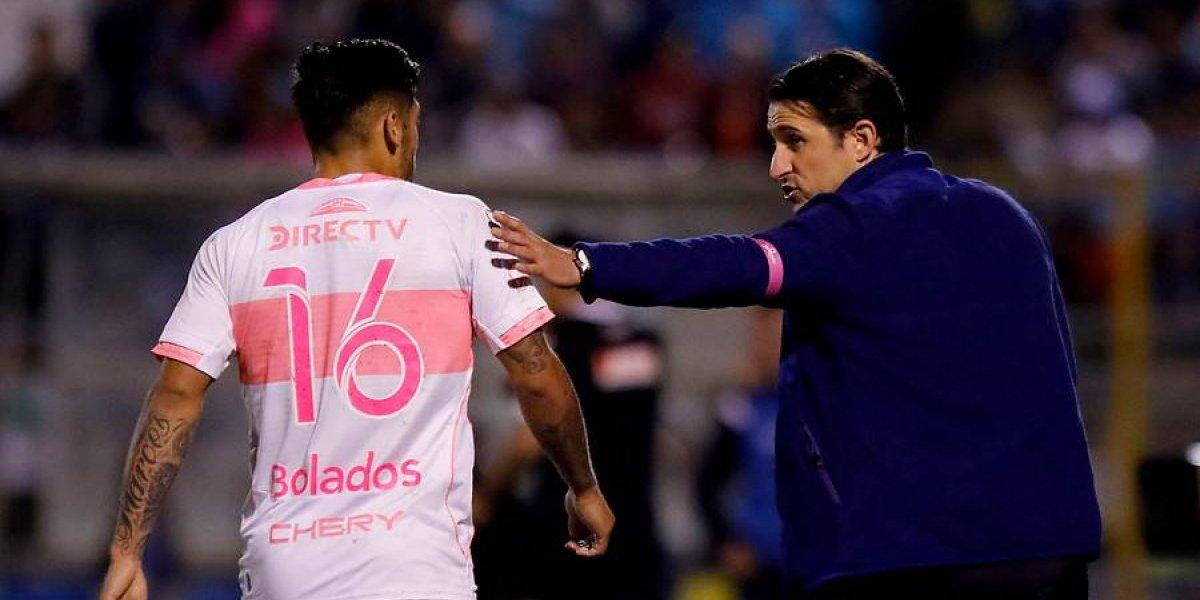 Chapita de lateral y la dupla Bolados-Vilches titular: Beñat mantendrá la fórmula en la UC para el clásico ante la U