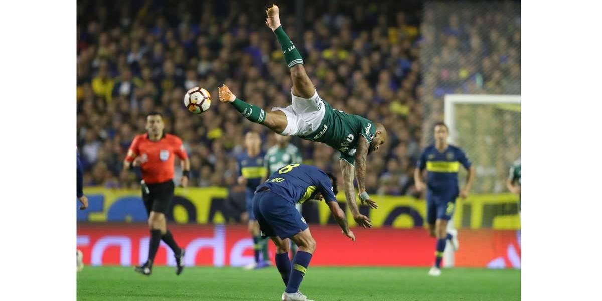 Libertadores: Boca Juniors dá um tombo no Palmeiras