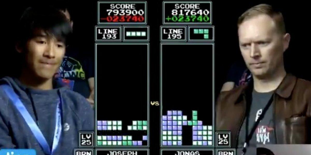 """""""Dame un palito por la derecha"""": el épico relato de la infartante final del Mundial de Tetris que se transformó en viral"""