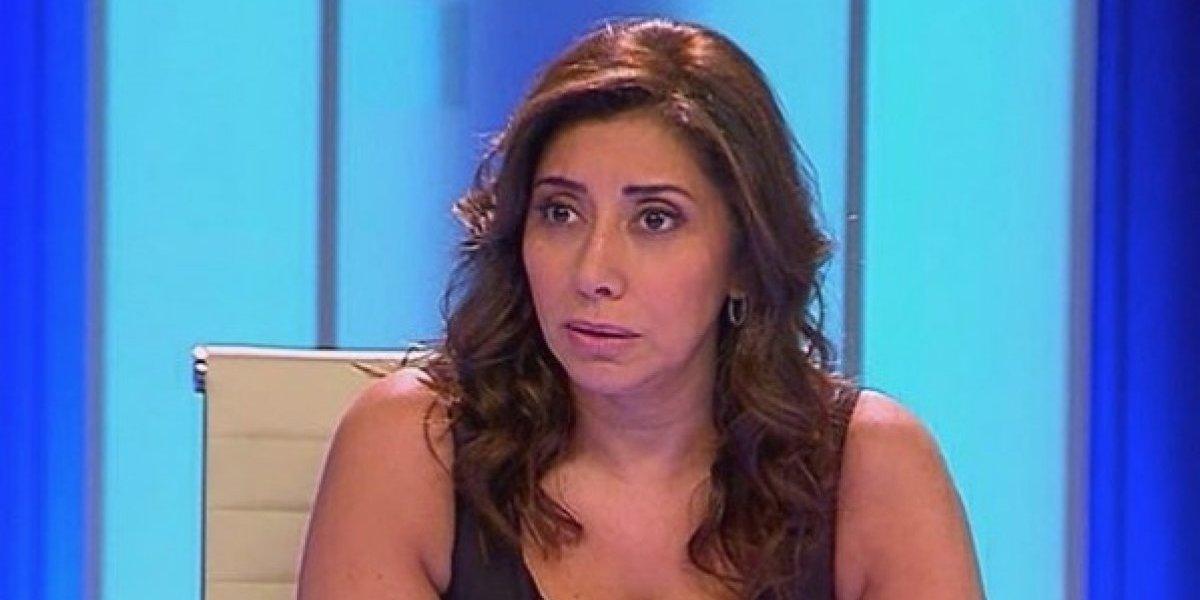"""Carmen Gloria Arroyo descarga toda su furia contra quienes le piden saludos: """"Me niego a fomentar esta tontera"""""""