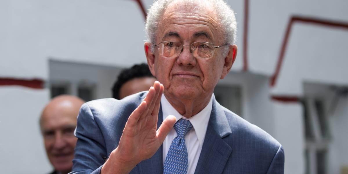 Es viable operación de AICM y Santa Lucía: Javier Jiménez Espriú