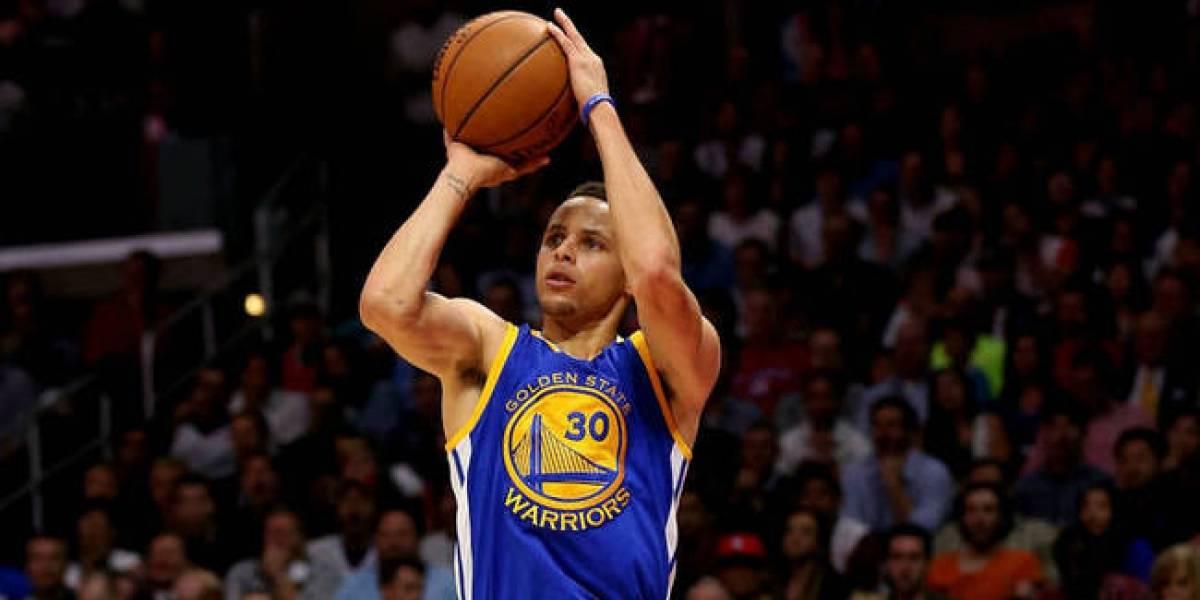 Dell y Stephen Curry segunda pareja padre/hijo con más puntos en la NBA