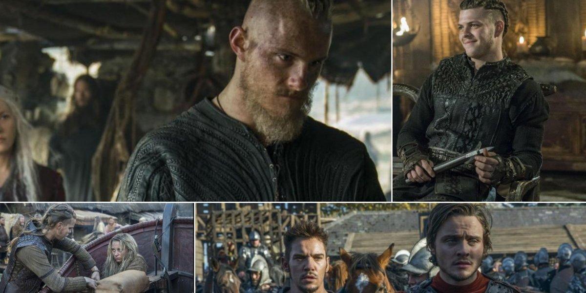 Vikings: 15 fotos inéditas da 5ª temporada são divulgadas