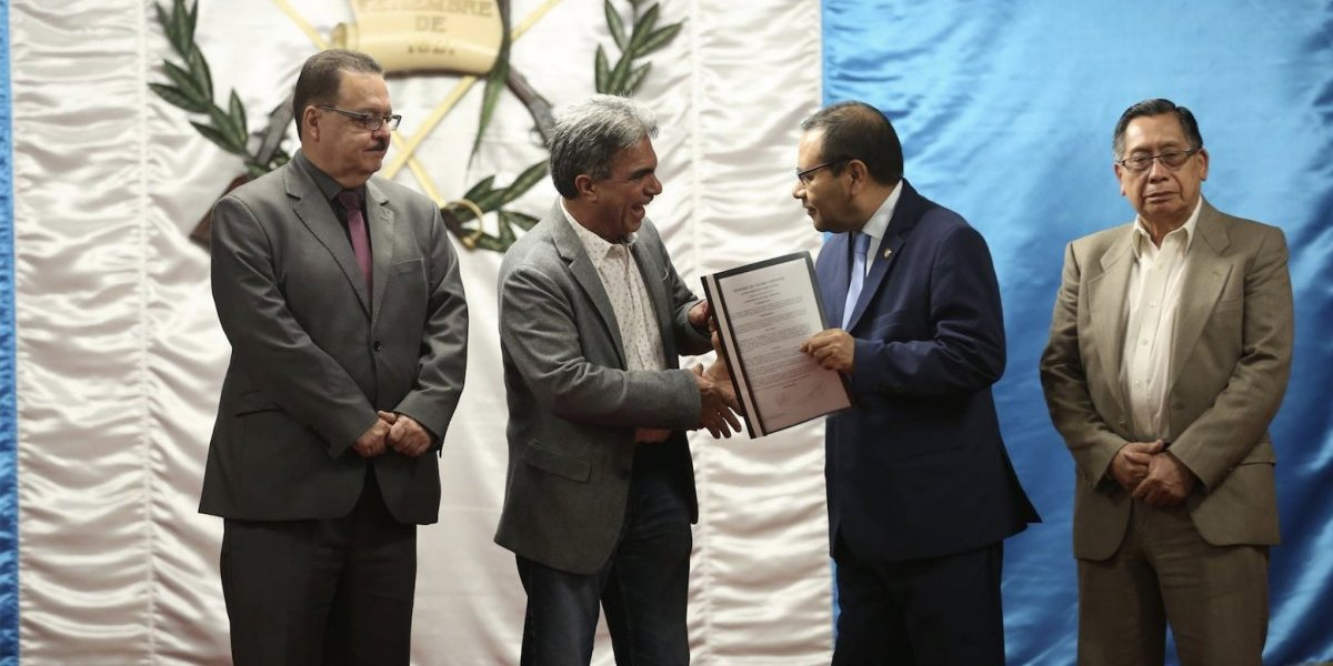Ministerio de Cultura y Deportes anuncia el apoyo económico de Q1 millón a Filgua de forma permanente