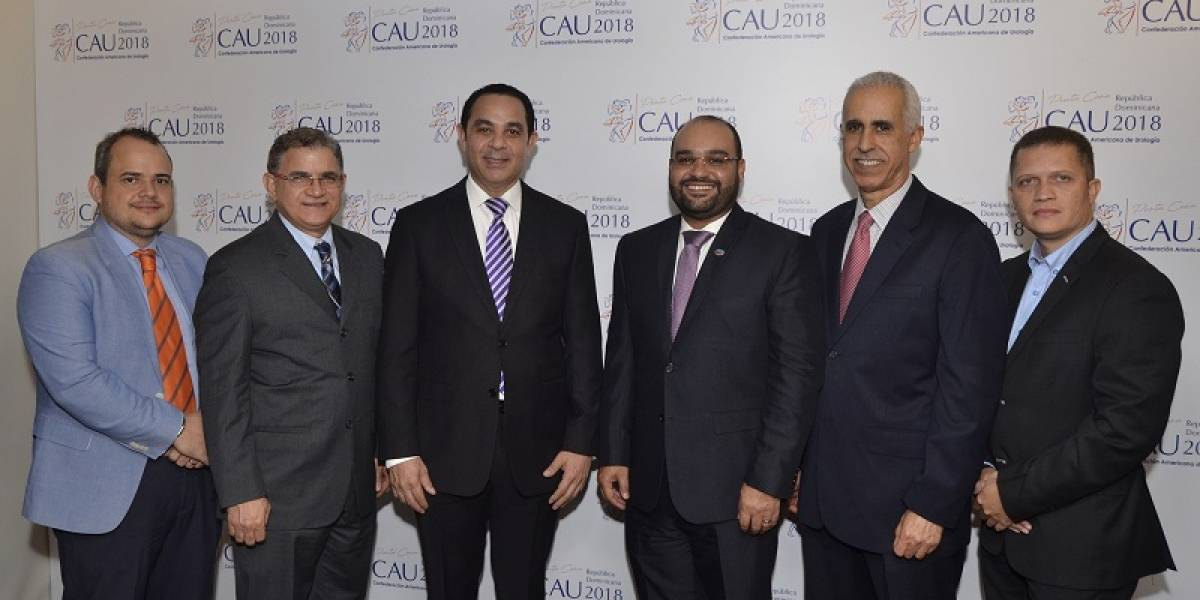 #TeVimosEn: Anuncian  XXXVII Congreso de la Conferencia Americana de Urología (CAU) en Punta Cana