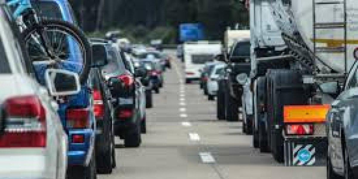 Advierten tráfico pesado en la PR-30