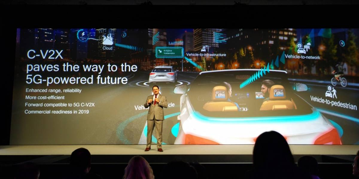 Geely anuncia su programa para incorporar 5G a sus autos