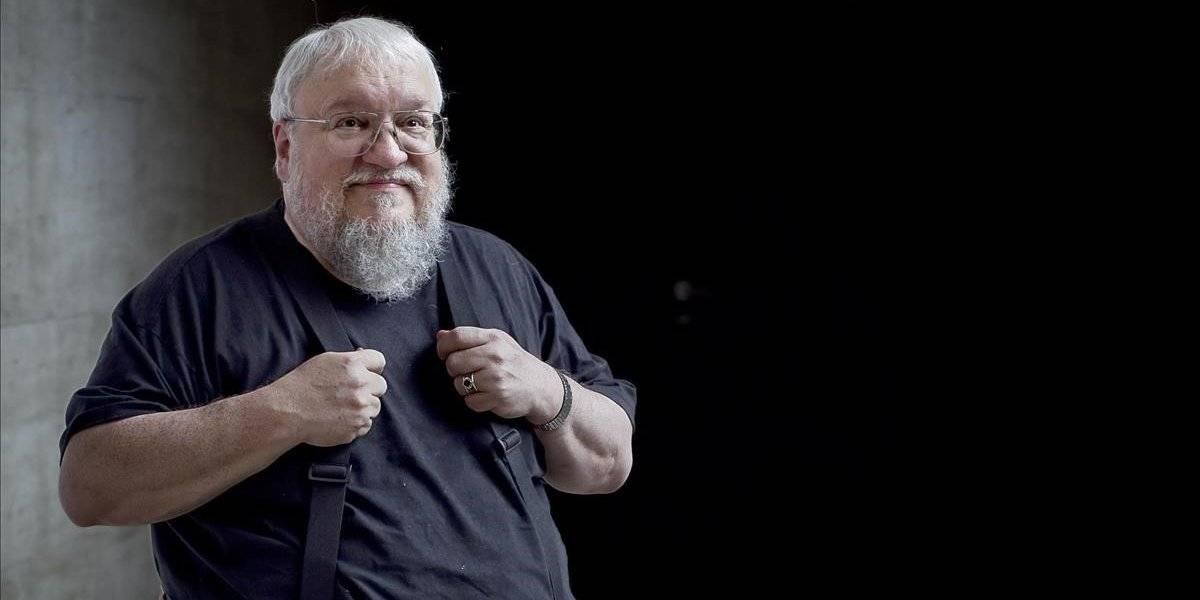 George RR Martin confirma que Game of Thrones trata sobre el cambio climático