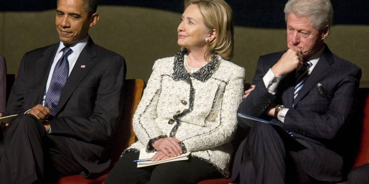 """""""Correo bomba"""": encuentran """"artefactos explosivos"""" enviados a la casa de los Clinton y la oficina de Obama"""