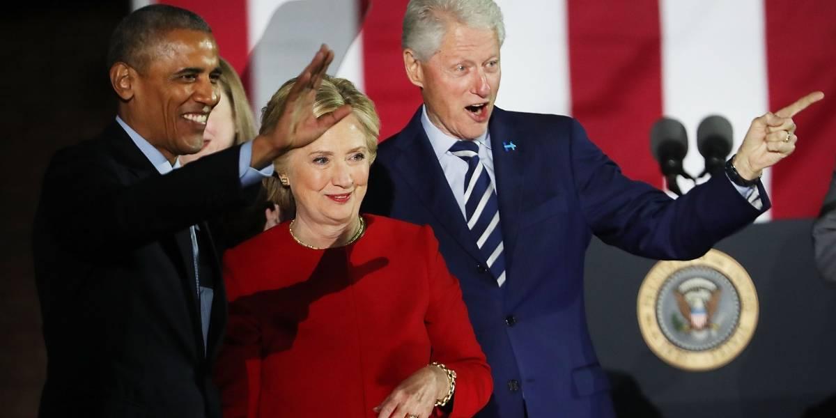 """Decomisan """"artefactos explosivos"""" dirigidos a los Clinton y los Obama"""