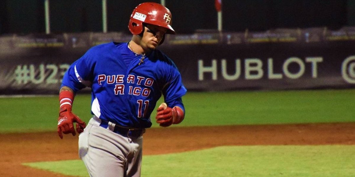 Puerto Rico cierra primera ronda del Sub 23 con triunfo