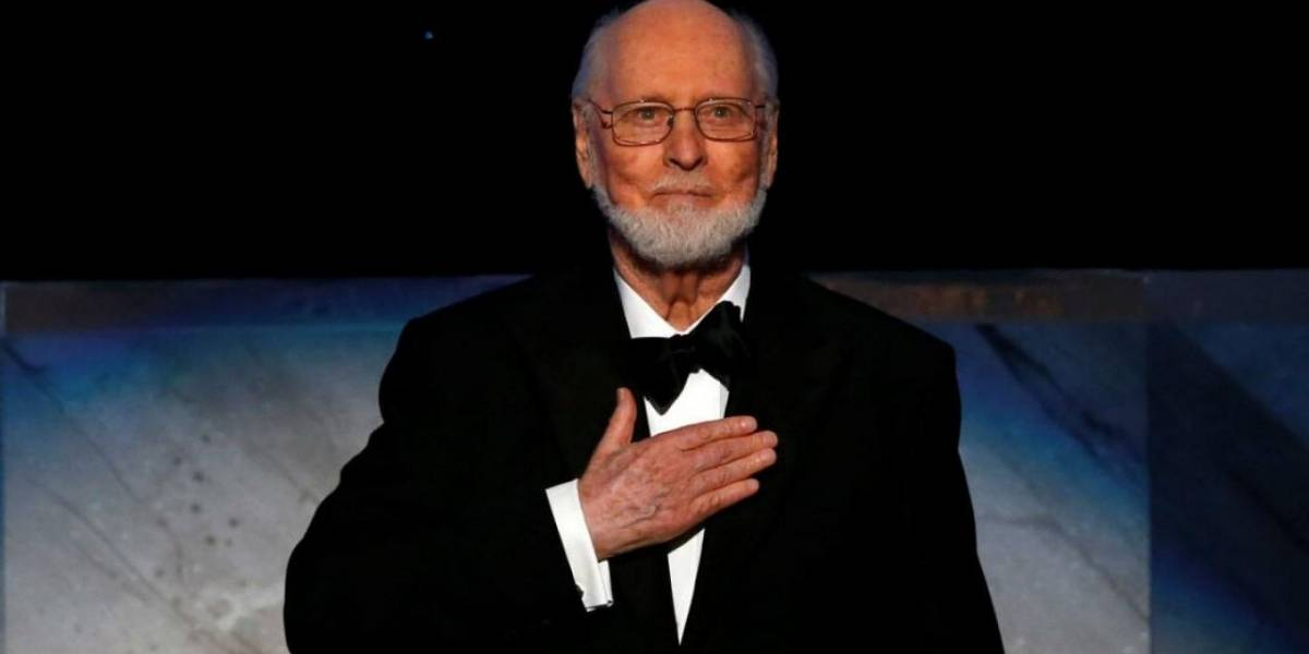 El mítico compositor John Williams es hospitalizado en Londres