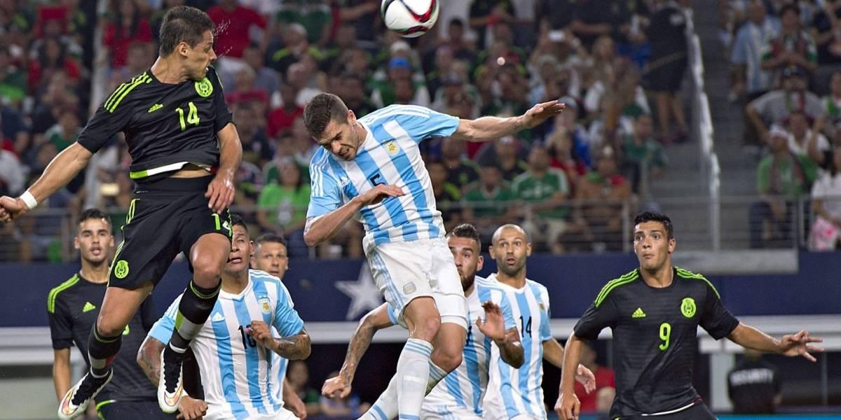 Argentina vs. México en Mendoza, el gobierno local lo niega