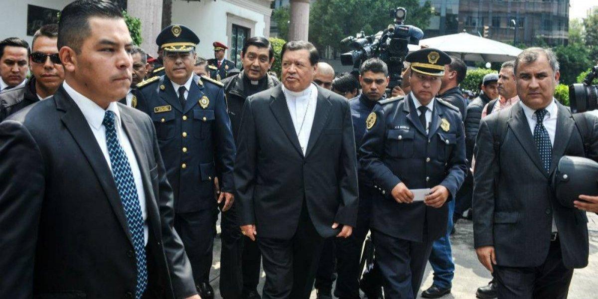 Giran orden de aprehensión contra asesino del escolta de Norberto Rivera