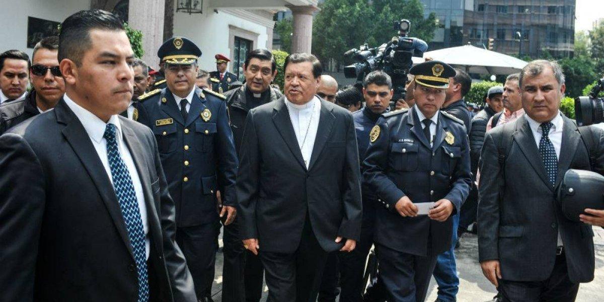 Vinculan a proceso al homicida del escolta de Norberto Rivera