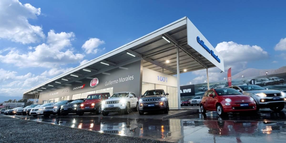 Fiat-Chrysler expande su red en Santiago de la mano de Guillermo Morales