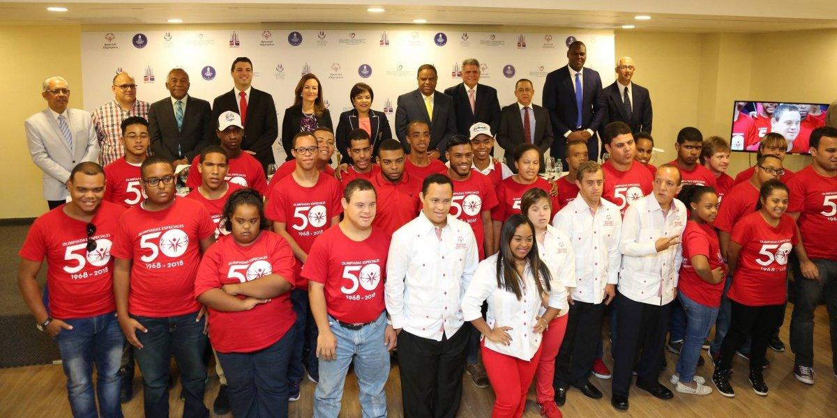 Anuncian fecha de inicio invitacional de Olimpiadas Especiales