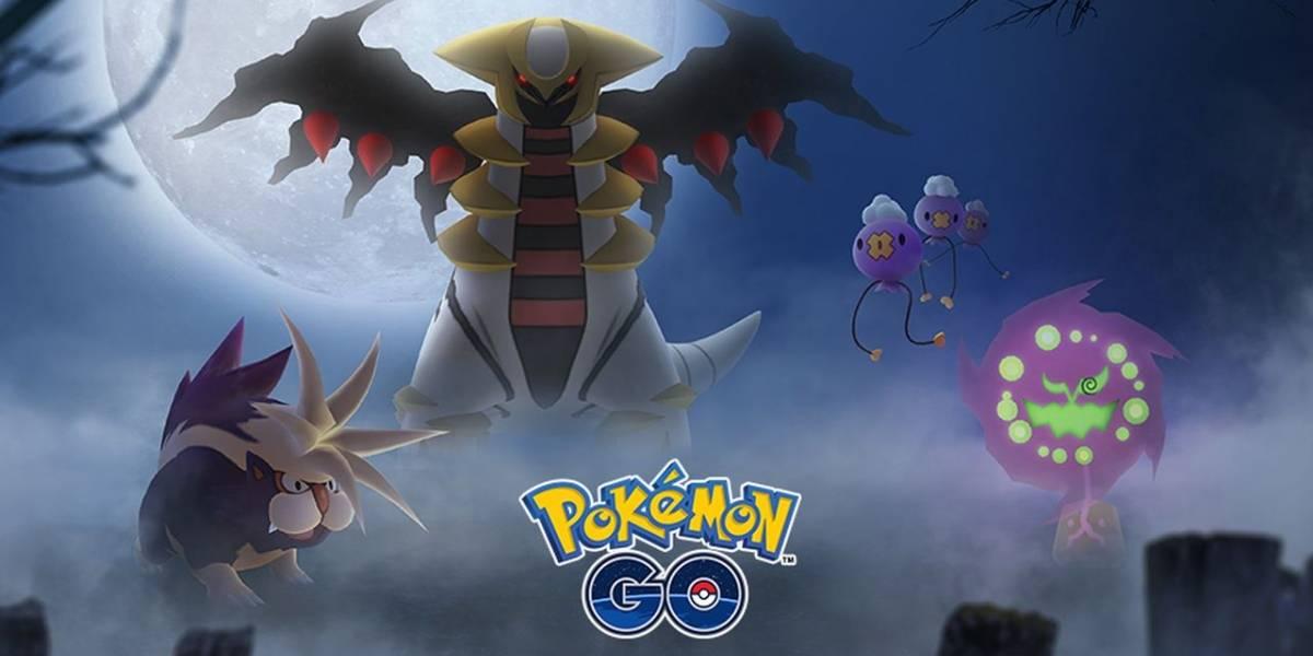 Comienza el evento especial de Halloween en Pokémon GO
