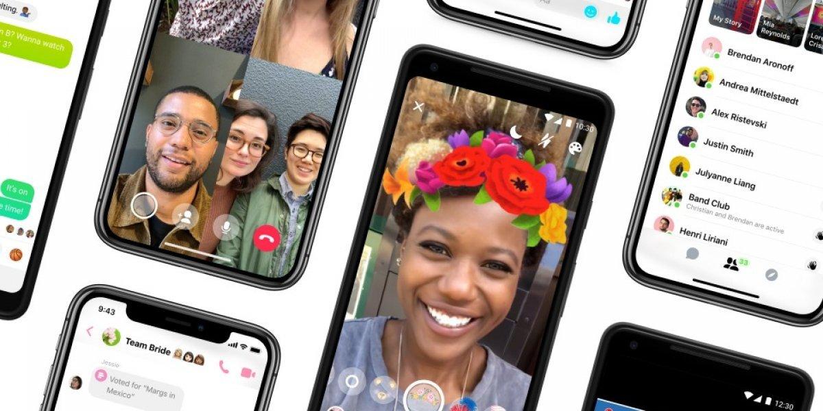 Facebook apresenta o Messenger 4; a nova versão simplificada do aplicativo de mensagens