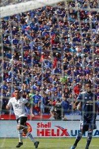 Goles de lujo: la joya de Esteban Paredes para Colo Colo en el Superclásico ante la U