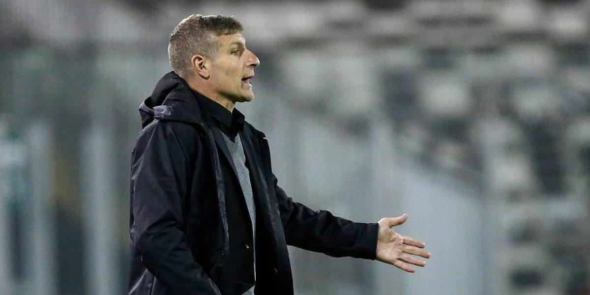 Palermo asoma como plan B en un Colo Colo que seguirá insistiendo por Mario Salas para reemplazar a Héctor Tapia