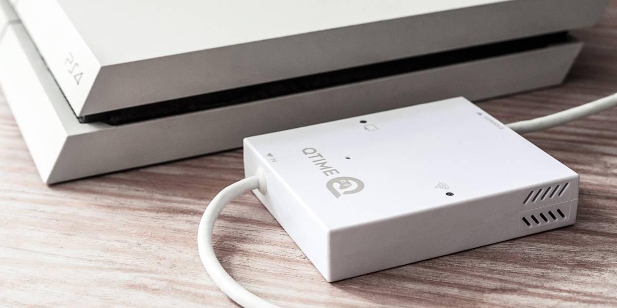 QTIME: adicto a videojuegos crea gadget que apaga remotamente la consola