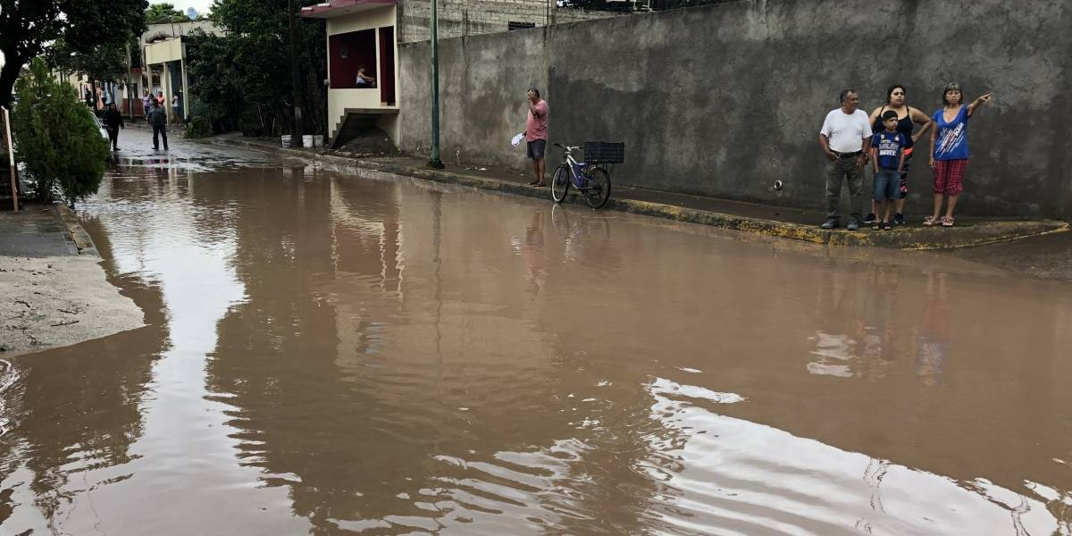 Desbordamiento de ríos en Sinaloa y Nayarit tras paso de Willa