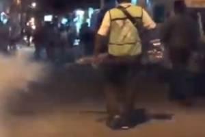 Polémica por fumigación en Huixtla