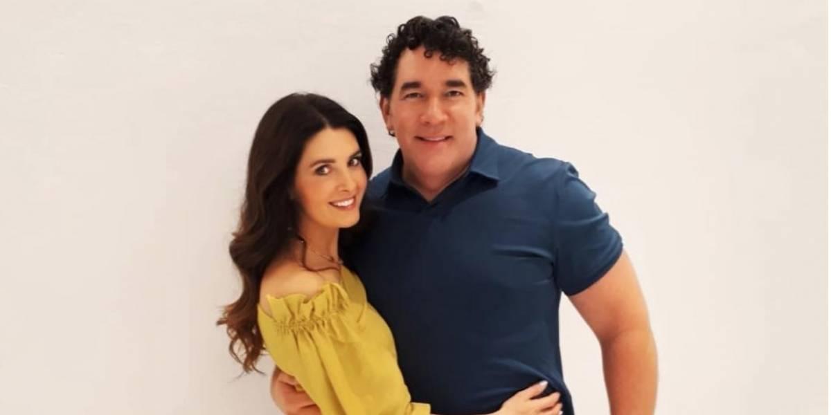 Así fue como Lalo Santamarina y Mayrín Villanueva se enamoraron en secreto
