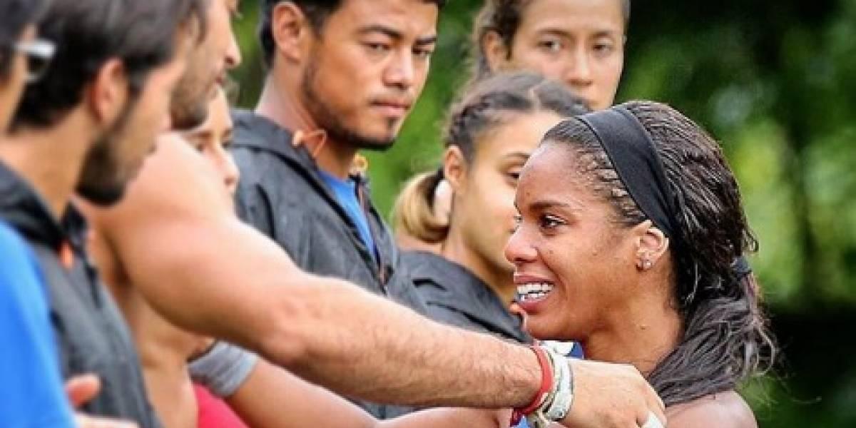 Agradecida Yarishna por apoyo de Tommy Ramos en Exatlón