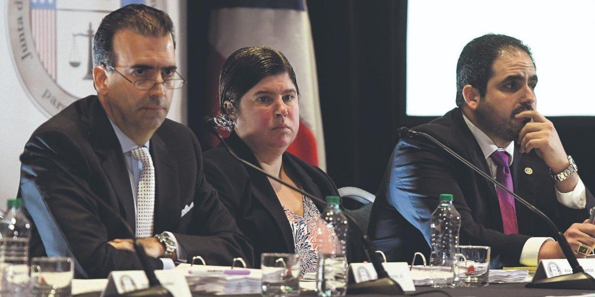 Gobierno confrontará plan fiscal de la Junta