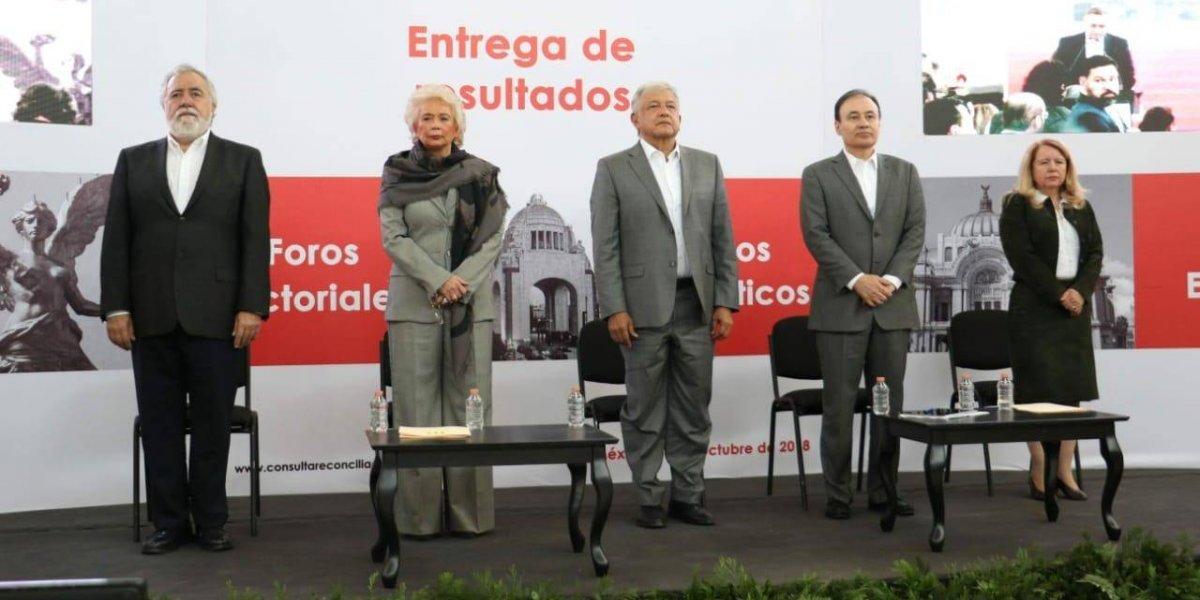 Perdón y amnistía sí, olvido e impunidad no: AMLO