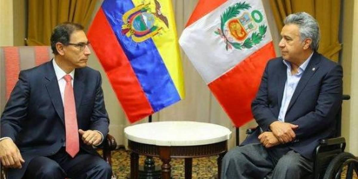 Se cerrarán vías por visita del presidente de Perú, Martín Vizcarra
