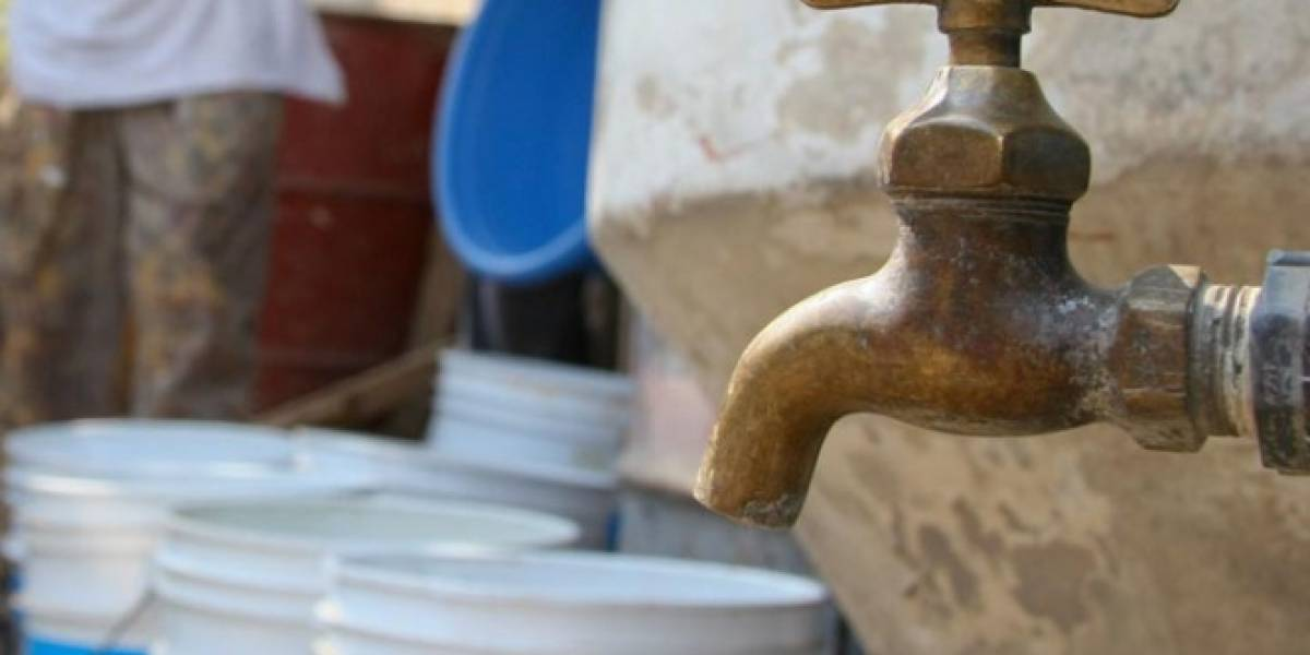 Nivel medio superior se suma a suspensión de clases por corte de agua