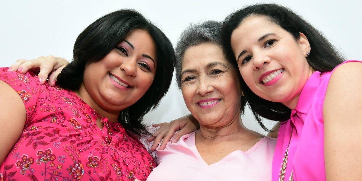 Sobrevivientes hablan a las mujeres de todas las edades