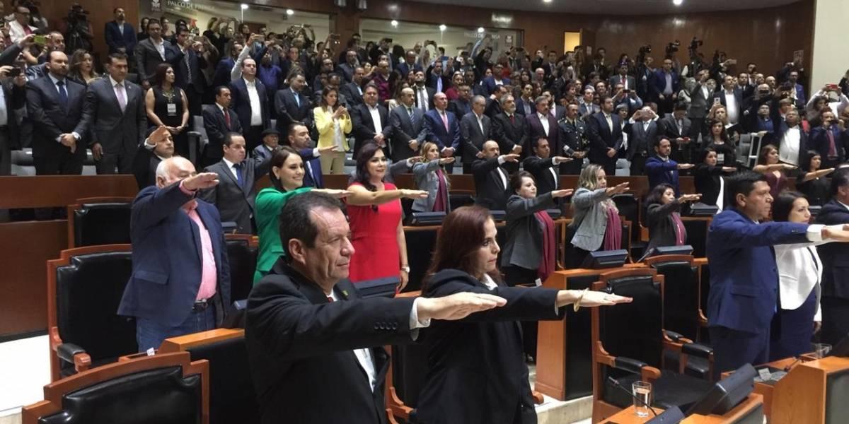 Sin austeridad en puerta, llegan los nuevos legisladores al Congreso