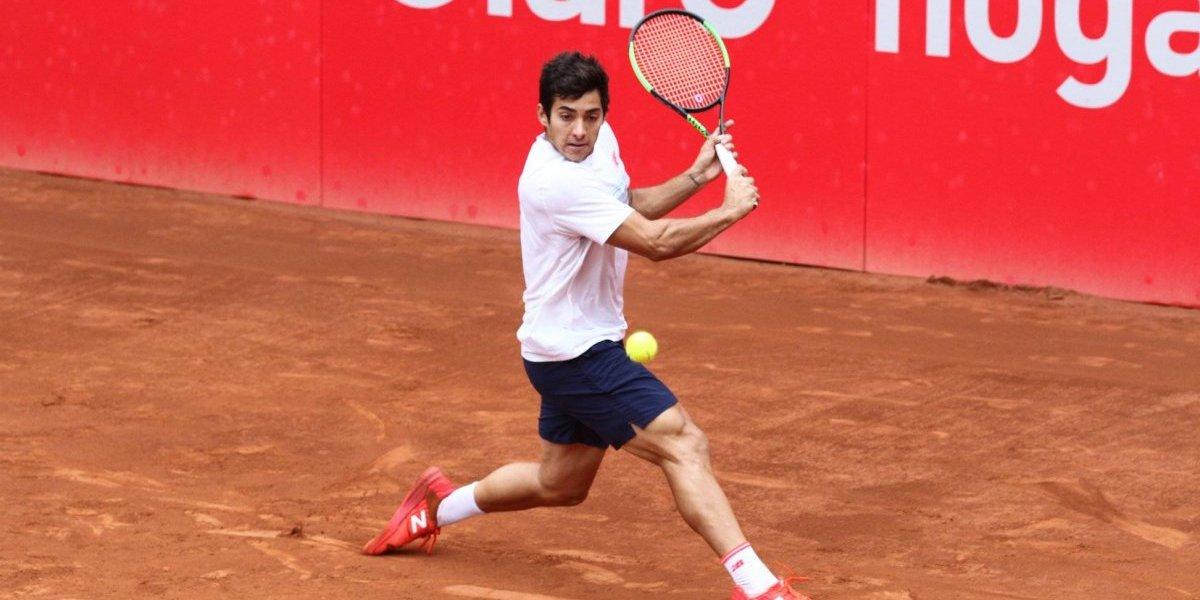 Christian Garín desafiará a semifinalista de Roland Garros en Buenos Aires