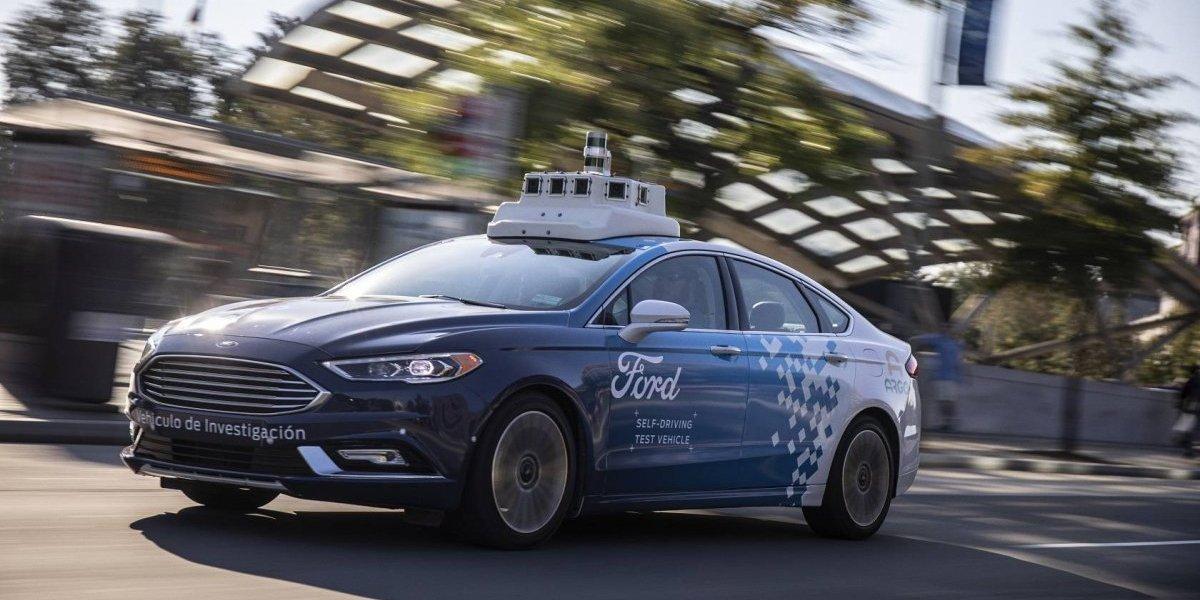 Ford expande el desarrollo de vehículos autónomos