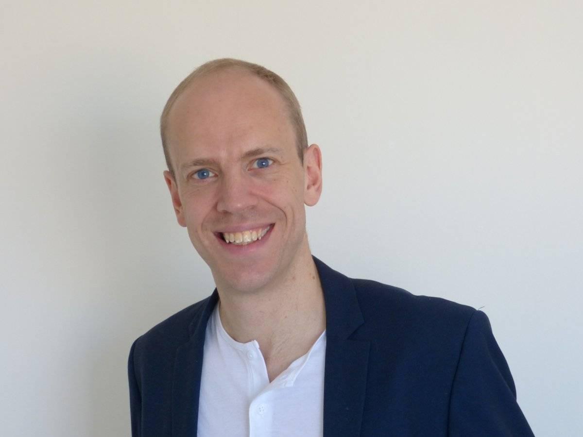 Alexander Betts, profesor de asuntos internacionales en la Universidad de Oxford, Reino Unido.