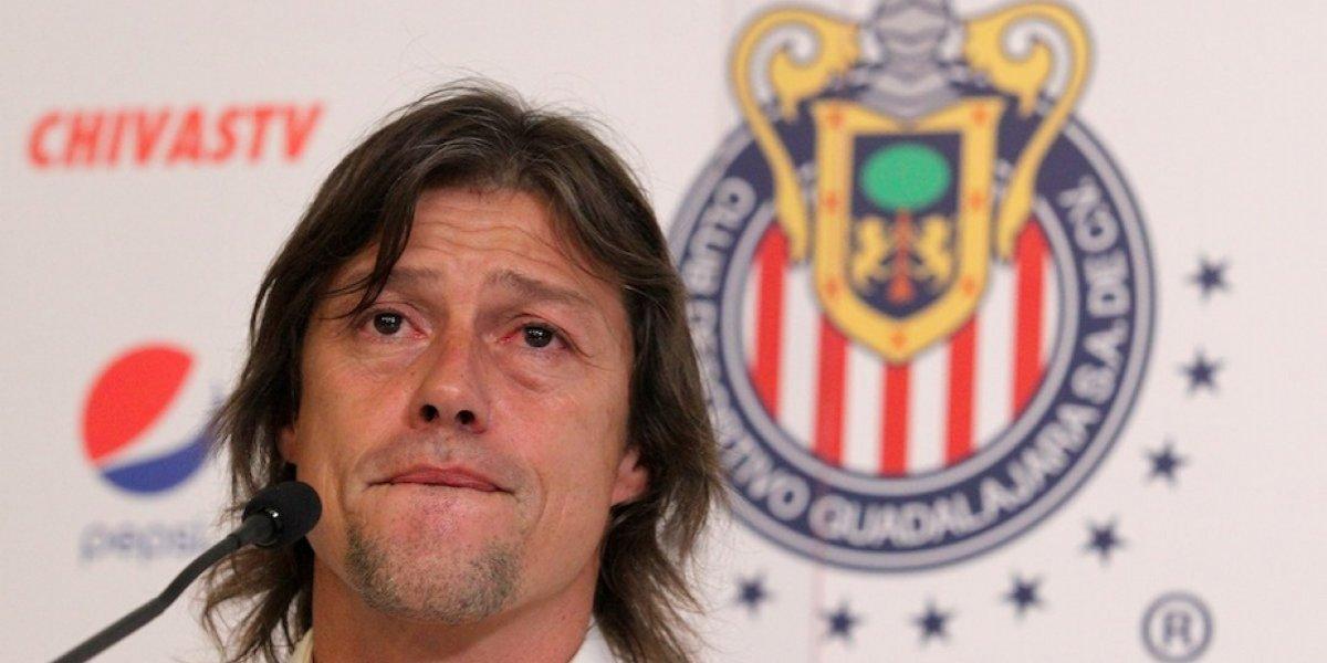 """Matías Almeyda: 'No hay nada que perdonar, nada que reprochar"""""""