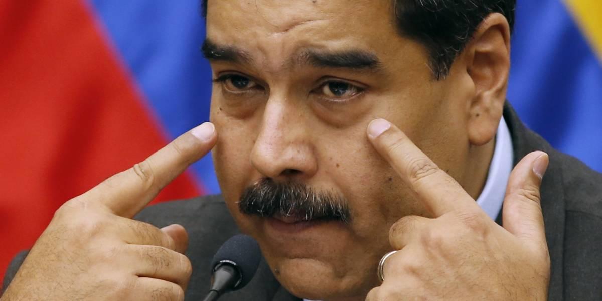 Nicolás Maduro niega financiar caravana de migrantes