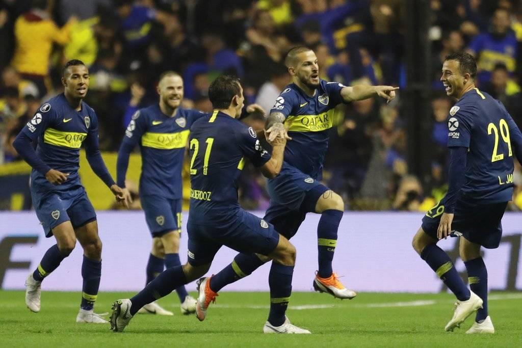 Boca Junior venció en casa
