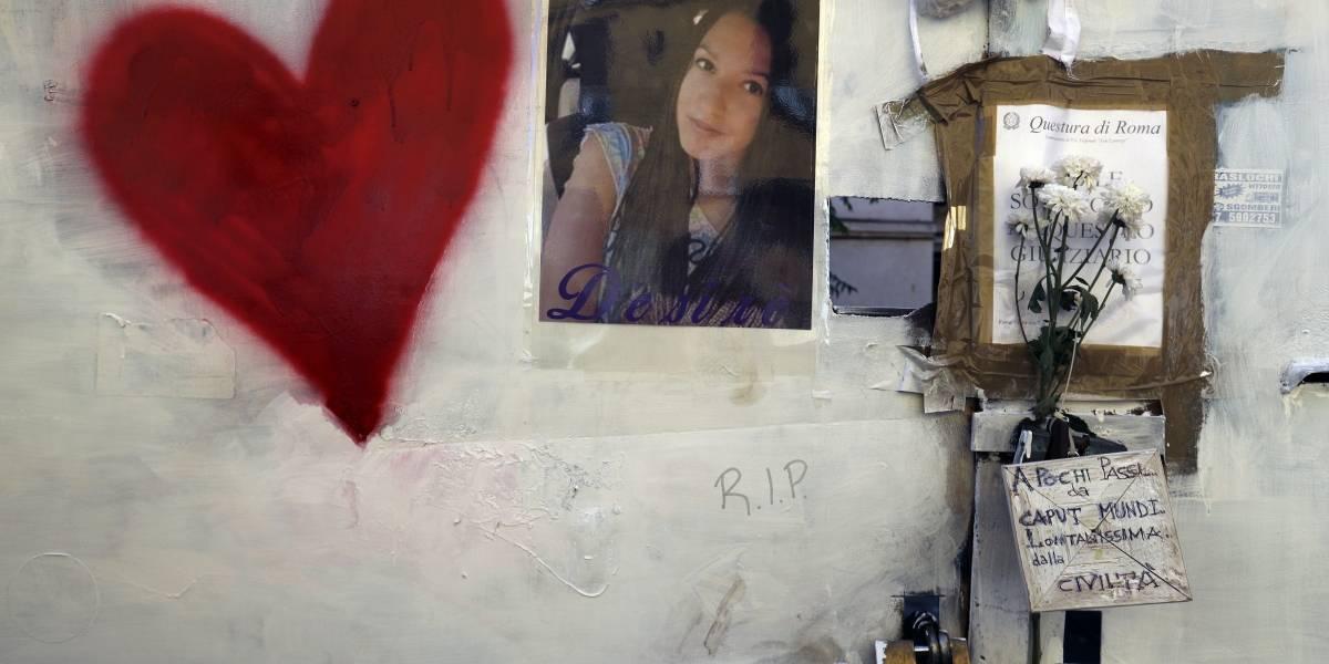 12 horas de drogas y violaciones antes de morir: El horroroso crimen de adolescente que echa fuego al debate anti inmigración en Roma