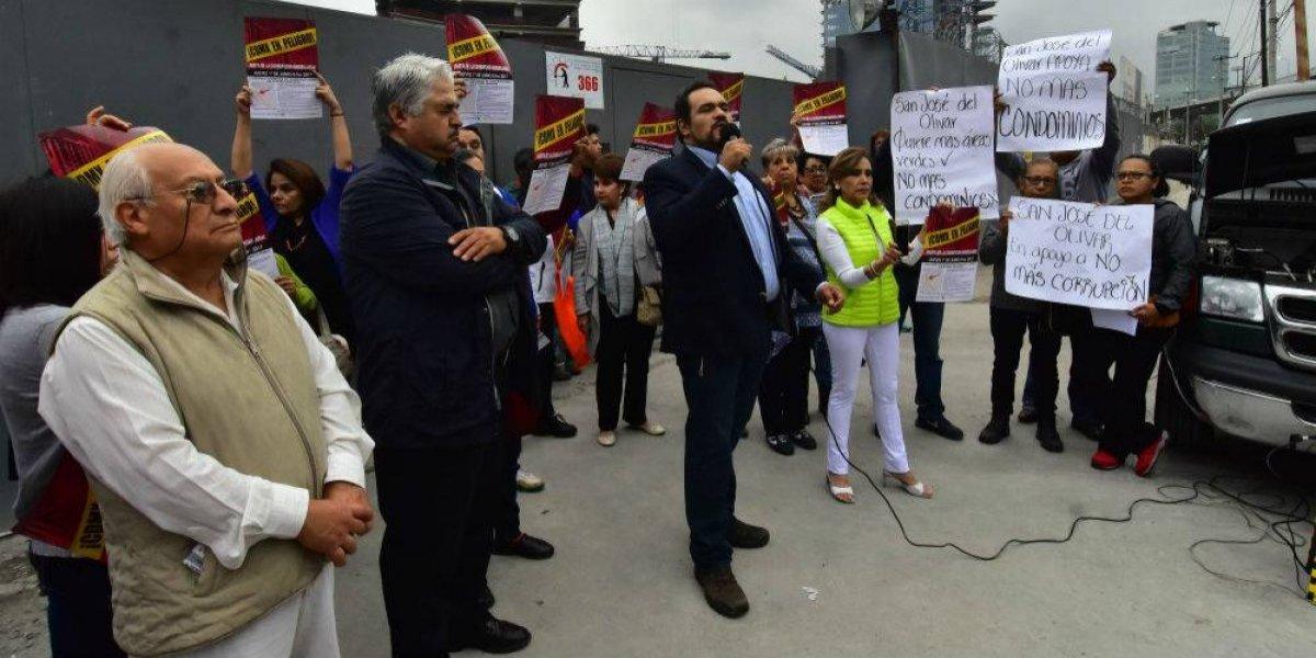 Liga Ciudadana, segunda organización que combate al cártel inmobiliario en la CDMX