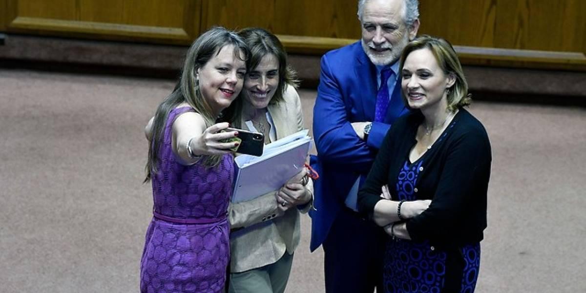 Senado aprueba Aula Segura con expulsión incluida tras acuerdo entre Gobierno y oposición
